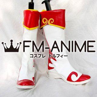 Dynasty Warriors 3 Xiaoqiao / Shoukyou Cosplay Shoes Boots