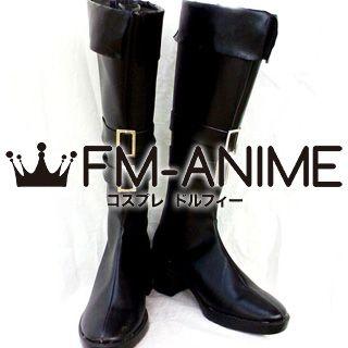 Granado Espada Male Soldier Cosplay Shoes Boots