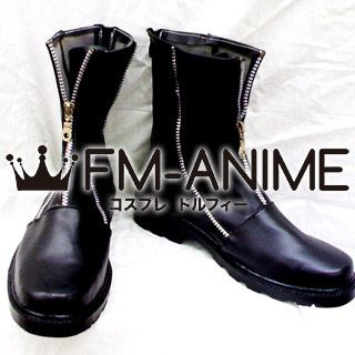 Final Fantasy VII Cloud Strife Cosplay Shoes Boots