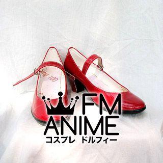 Sailor Moon Hino Rei (Sailor Mars) Cosplay Shoes