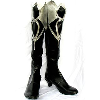 Granado Espada Female Musketeer Cosplay Shoes Boots
