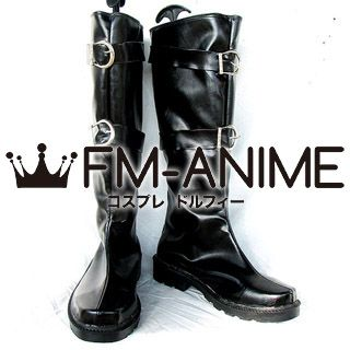 Final Fantasy VII Sephiroth Cosplay Shoes Boots