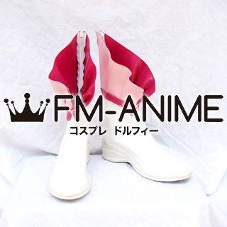 Mermaid Melody Pichi Pichi Pitch Lucia Nanami Cosplay Shoes Boots