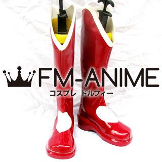 The King of Fighters Athena Asamiya Cosplay Shoes Boots