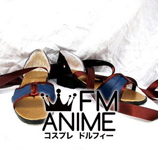 Harukanaru Toki no Naka de 4 Chihiro Ashihara Cosplay Shoes (Brown)