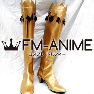 Sailor Moon Shadow Galactica Sailor Galaxia Cosplay Shoes Boots