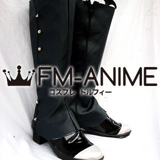 Black Butler Ciel Phantomhive Cosplay Shoes Boots (CH.19)