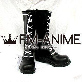 Hitman Reborn! Uni / Xanxus Cosplay Shoes Boots