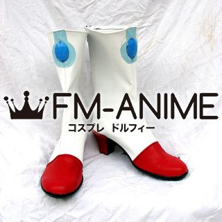 Macross 7 Mylene Jenius Cosplay Shoes Boots
