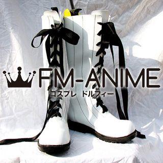 Black Butler Ciel Phantomhive Noah's Ark Circus Cosplay Shoes Boots