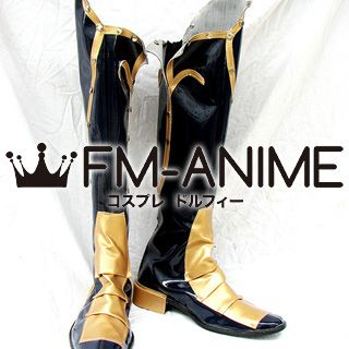 Castlevania: Curse of Darkness Hector Cosplay Shoes Boots