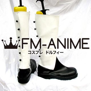 Black Butler Ciel Phantomhive Cosplay Shoes Boots