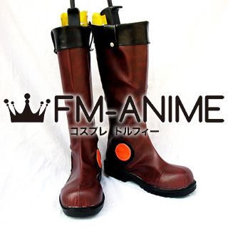 Yu-Gi-Oh! 5D's Yusei Fudo Cosplay Shoes Boots