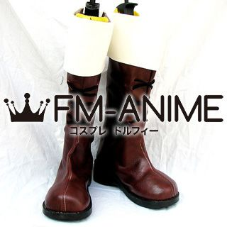 Axis Powers Hetalia Vash Zwingli (Switzerland) Cosplay Shoes Boots