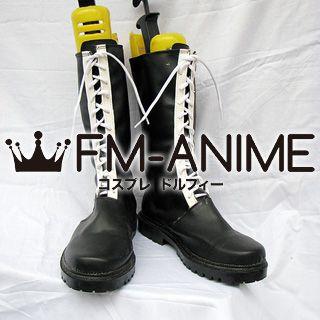 Hitman Reborn! Mukuro Rokudo Cosplay Shoes Boots
