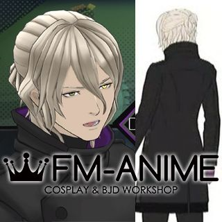 AI: The Somnium Files Date Kaname Cosplay Wig