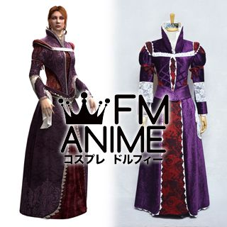 [Display] Assassin's Creed 2 Caterina Sforza Cosplay Costume