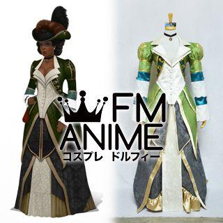 [Display] Assassin's Creed 3 Aveline Aristocrat Cosplay Costume