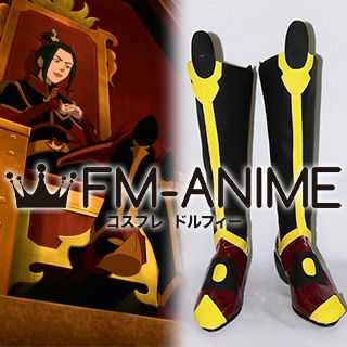 Avatar: The Last Airbender Azula Cosplay Shoes Boots
