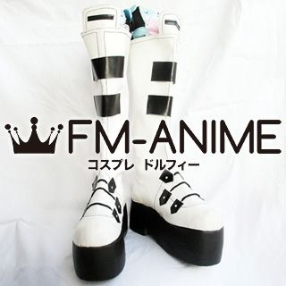 Elemental Gelade  Ren (Reverie Metherlence) Cosplay Shoes Boots