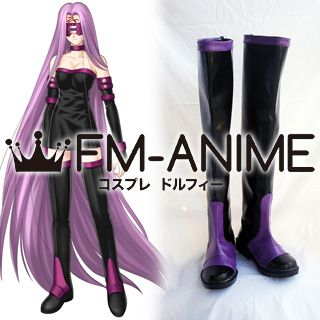 Fate/stay night Rider Medusa Cosplay Shoes Boots