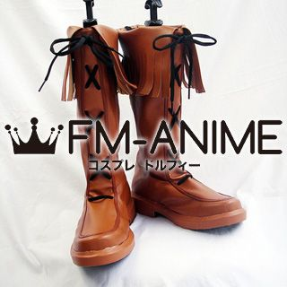 A Certain Magical Index / A Certain Scientific Railgun Mikoto Misaka Cosplay Shoes Boots