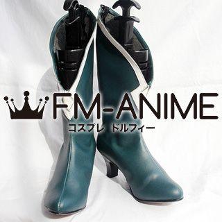 Shining Wind Reia Hiruda (Hildareia) Cosplay Shoes Boots