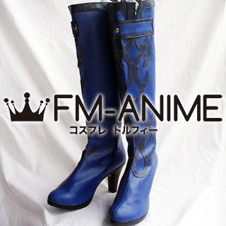 Vocaloid Piko Cendrillon Cosplay Shoes Boots