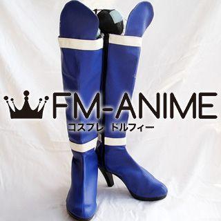 Devil Kings / Sengoku Basara Masamune Date (Female) Cosplay Shoes Boots