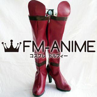 Devil Kings / Sengoku Basara Yukimura Sanada (Female) Cosplay Shoes Boots
