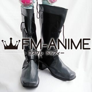 Final Fantasy VII Fusion Sword Cosplay Shoes Boots
