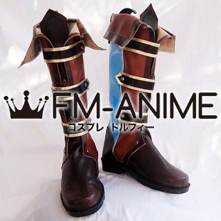 Tartaros Online Cromodo Cosplay Shoes Boots