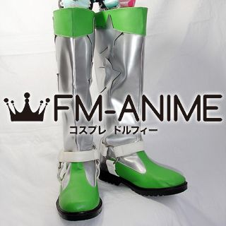 The Idolmaster / The iDOLM@STER Miki Hoshii Cosplay Shoes Boots