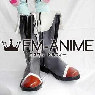 Tales of Vesperia Yuri Lowell Cosplay Shoes Boots (Fiugre Version)