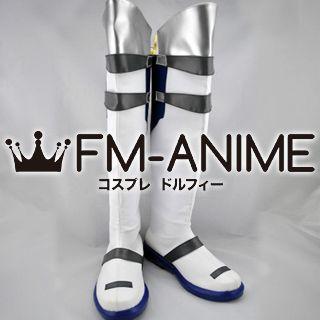 Castlevania Soma Cruz Cosplay Shoes Boots