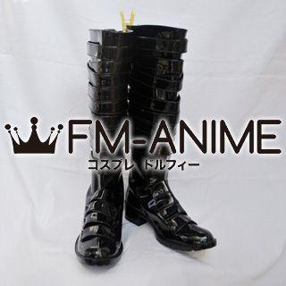 Hitman Reborn! Chrome Dokuro Cosplay Shoes Boots