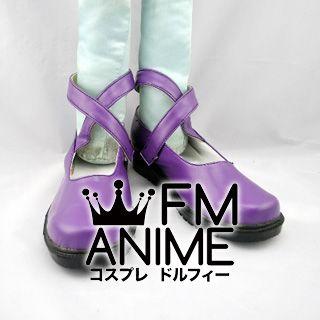 Umineko no Naku Koro ni Zepar Cosplay Shoes Boots