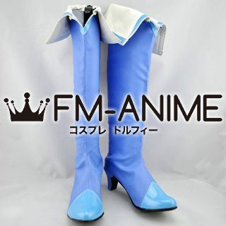 Fresh Pretty Cure! Miki Aono (Cure Berry) Cosplay Shoes Boots