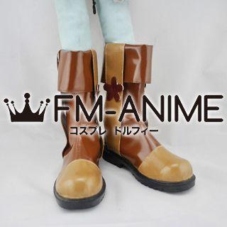 Dynasty Warriors 6 Xiaoqiao / Shoukyou DLC Cosplay Shoes Boots
