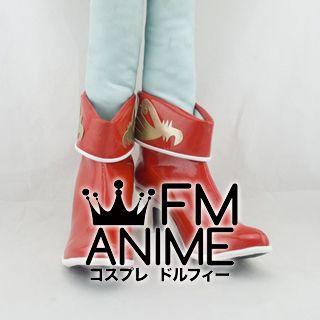 Dynasty Warriors 6 Daqiao / Daikyou Cosplay Shoes Boots