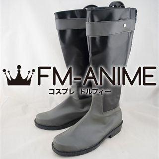 K Project (anime) Reisi Munakata Cosplay Shoes Boots