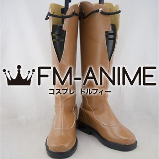 Shining Hearts Amil Cosplay Shoes Boots