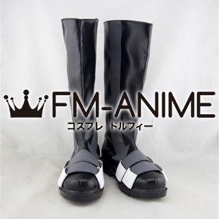 Kagerou Project Dark Konoha / Haruka Kokonose Black Cosplay Shoes Boots