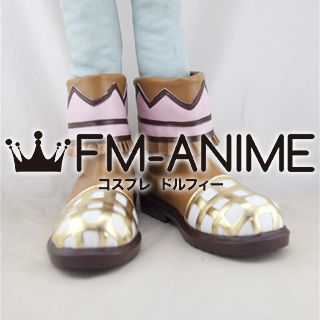 Emil Chronicle Online シャボタン・アルマ Cosplay Shoes Boots