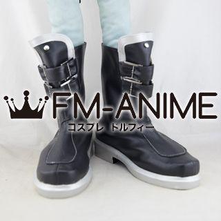 Sword Art Online Kirito / Kazuto Kirigaya (Gun Gale Online, GGO) Cosplay Shoes Boots (Anime Version)