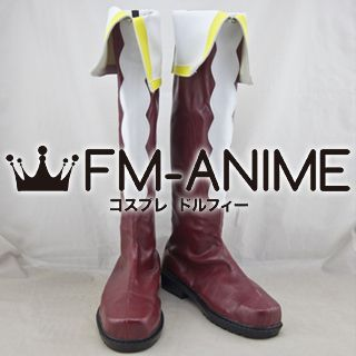 Yu-Gi-Oh! Zexal Quattro / IV / Thomas Arclight Cosplay Shoes Boots