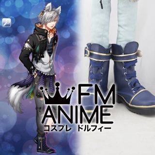 100 Sleeping Princes & The Kingdom of Dreams Wim SP Version Cosplay Shoes Boots