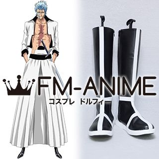 Bleach Arrancar Espada Cosplay Shoes Boots