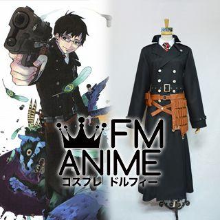Blue Exorcist Yukio Okumura Uniform Cosplay Costume