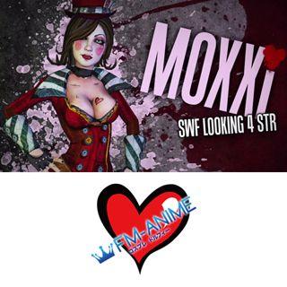 Borderlands Moxxi Cosplay Tattoo Stickers